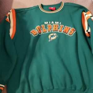 Miami Dolphins Vintage Sweater